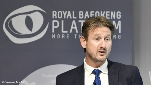 Royal Bafokeng Platinum secures R1bn building block