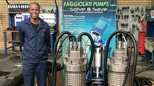 Pumps distributor sees increased demand for stainless steel pumps