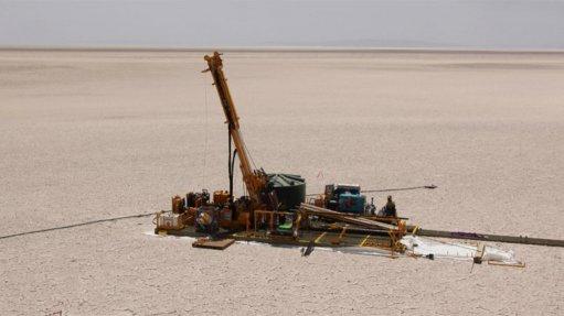 Australian drilling  programme makes  promising start