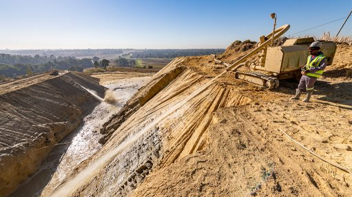 Gold surface tailings re-treater increases environmental spend