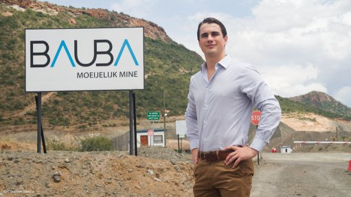 Bauba's new chrome wash plant reaches targeted throughput level