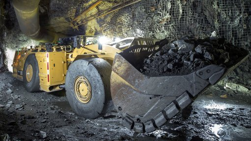 New underground loader sets productive pace