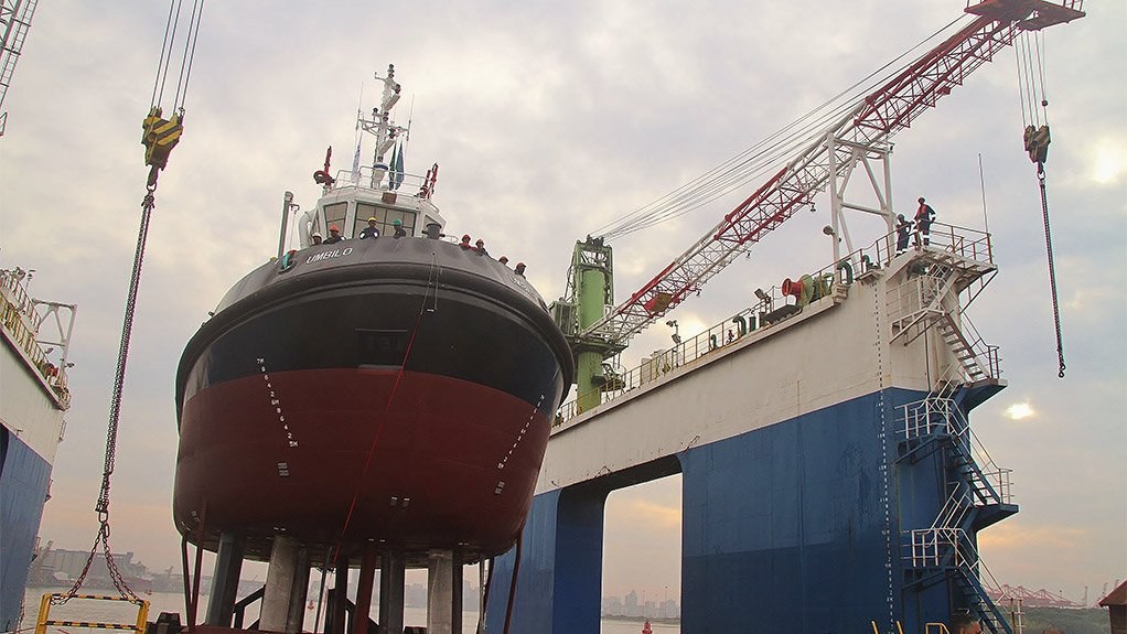 Transnet launches continent's first dredging school