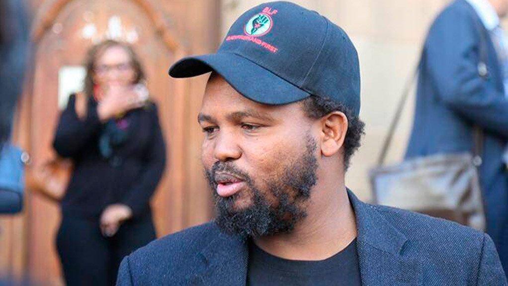 BLF Leader Andile Mngxitama