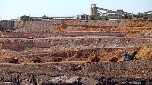 Debswana starts Jwaneng mine extension project