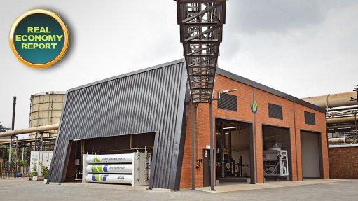 Novo Energy launches R130m gas compression facility