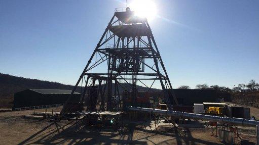 Zimbabwe mine shaft nearing deepest point