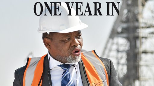 Under Mantashe, SA mining's narrative changes from 'completely negative' to 'something approaching positive'
