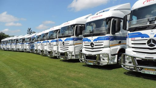 Bakers SA goes green as it buys 77 Euro V trucks from Daimler