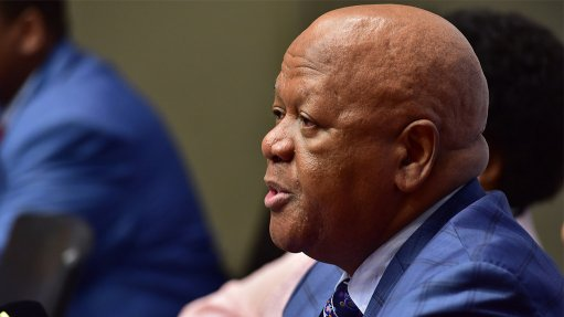 Radebe refutes allegations on South Sudan refinery