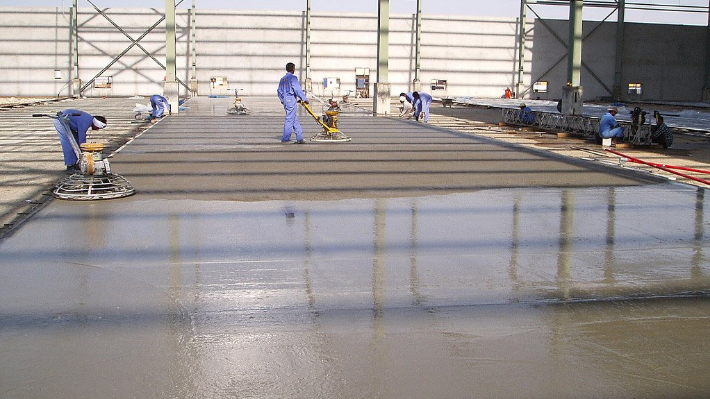 CONCRETE FLOOR SPECS Concrete floors must also be aesthetically pleasing, with minimal surface defects and cracking