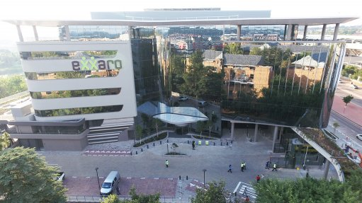 Exxaro unveils new ultramodern headquarters