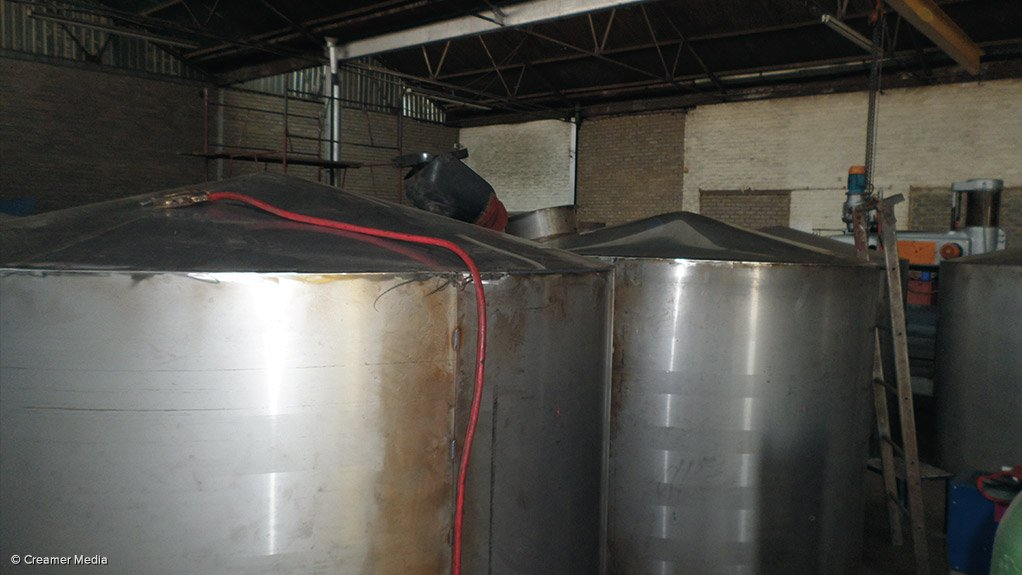 NOT FILLING TO THE BRIM  Process and storage vessels have limit switches to prevent a tank or vessel from overfilling