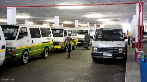 Corporatisation the next step for minibus industry, suggests MEC Vadi