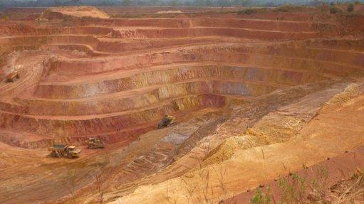 Ity mine, Côte d'Ivoire