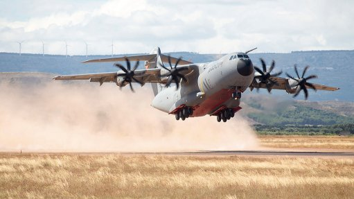 Denel to end manufacture of parts for Airbus A400M aircraft