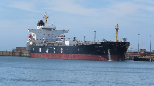 PE port welcomes first oil tanker after berth repairs