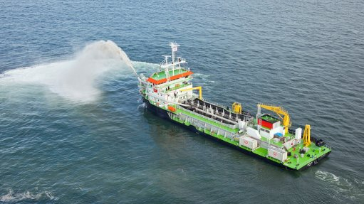 TNPA Dredging Services to embark on maintenance dredging campaign at Cape Town port