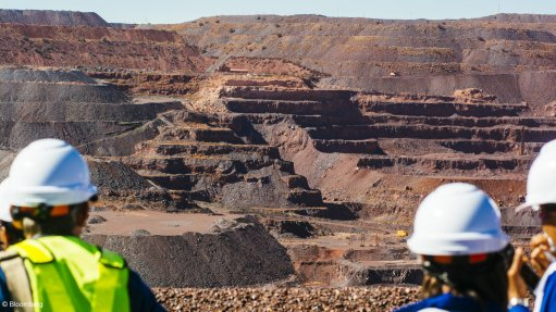 Iron-ore thunders higher as mine dams closed, exports collapse