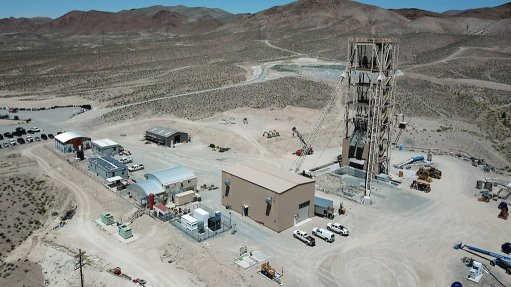 Underground copper project start remains  on track