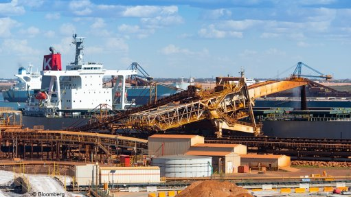 World's largest iron-ore port expects more exports post Vale