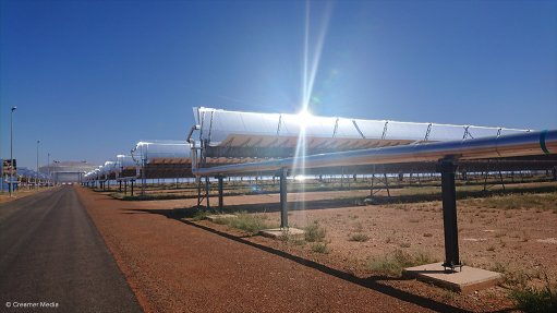 Lucas calls Northern Cape Africa's renewables hub as she inaugurates Kathu Solar Park