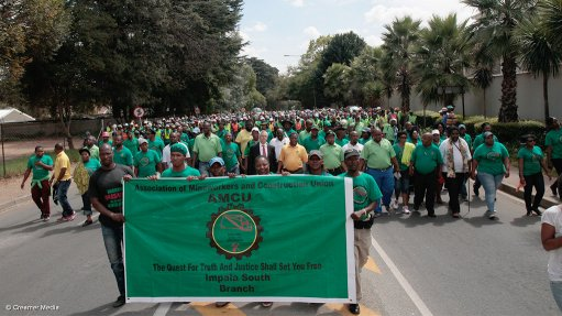 Amcu slams Lonmin-Sibanye merger over 'magnitude' of job losses at Appeal Court