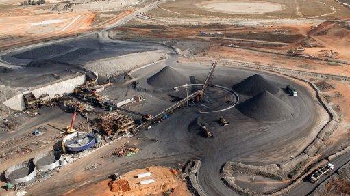 Universal Coal operates the Kangala mine.