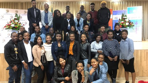 TVET Learners Presented Employment Opportunities at Career Day