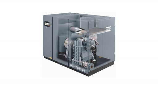 No more compromise with Atlas Copco's new ZE 3 low pressure compressor
