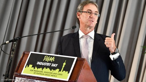 Platinum demand investment reaps reward – Amplats