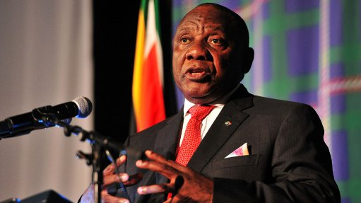 President Ramaphosa vows to improve failing rail service