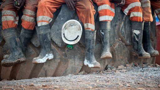 SAFETY FIRST From a consulting engineering and project management point of view, mine safety is a key focus area and a business imperative