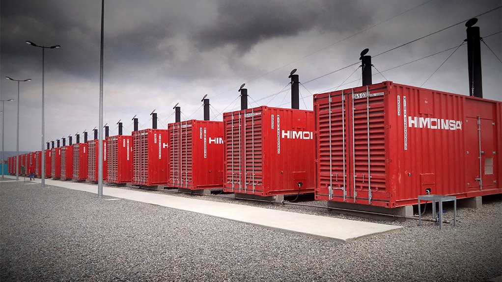 DUCKS IN A ROW If installed and maintained correctly, a genset can minimise operational costs on site