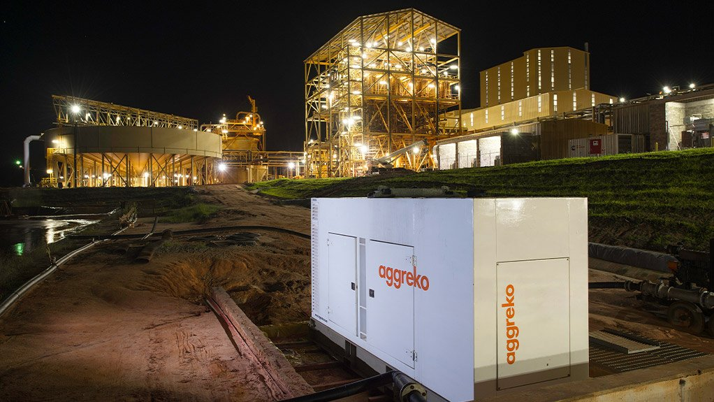 MASTER PLAN Aggreko helps clients plan for the unexpected