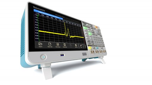 RS Components launches pioneering AFGs from Tektronix with 9-inch touchscreen, waveform creation, sequencing and realtime monitoring