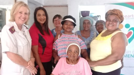 PPC delivers practical help to local communities in Eastern Cape
