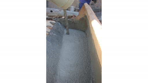 Chryso To The Rescue As Quality Sand Becomes Scarce