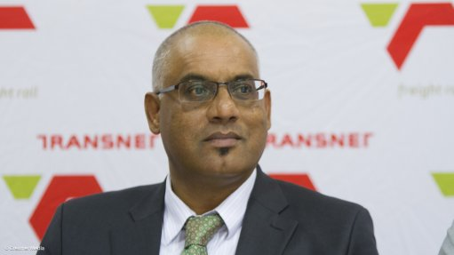 Transnet executive resigns following suspension