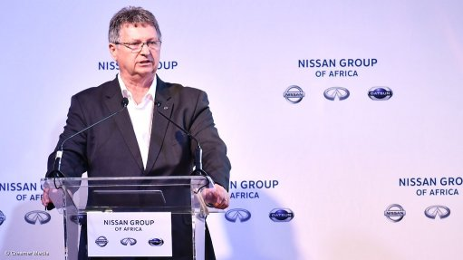 Nissan invests R3bn in Rosslyn plant to build Navara pickup