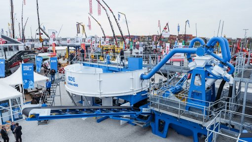 World's First All-In-One Wet Processing System Unveiled At Bauma