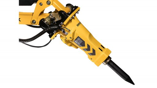 Brokk Introduces New Hydraulic Breaker Series