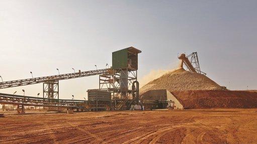 Bissa-Bouly mine, Burkina Faso