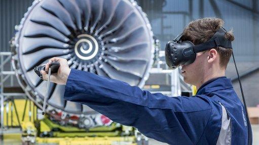 Rolls-royce And Qatar Airways Use Virtual Reality To Train Engineers