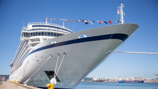 Port of Durban welcomes new cruise line company to South Africa