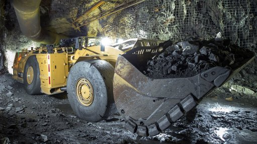 Caterpillar to use R1700 Underground Loader as platform for its first battery electric LHD