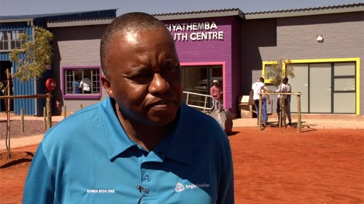 Kumba hands over Siyathemba youth centre, parks to community