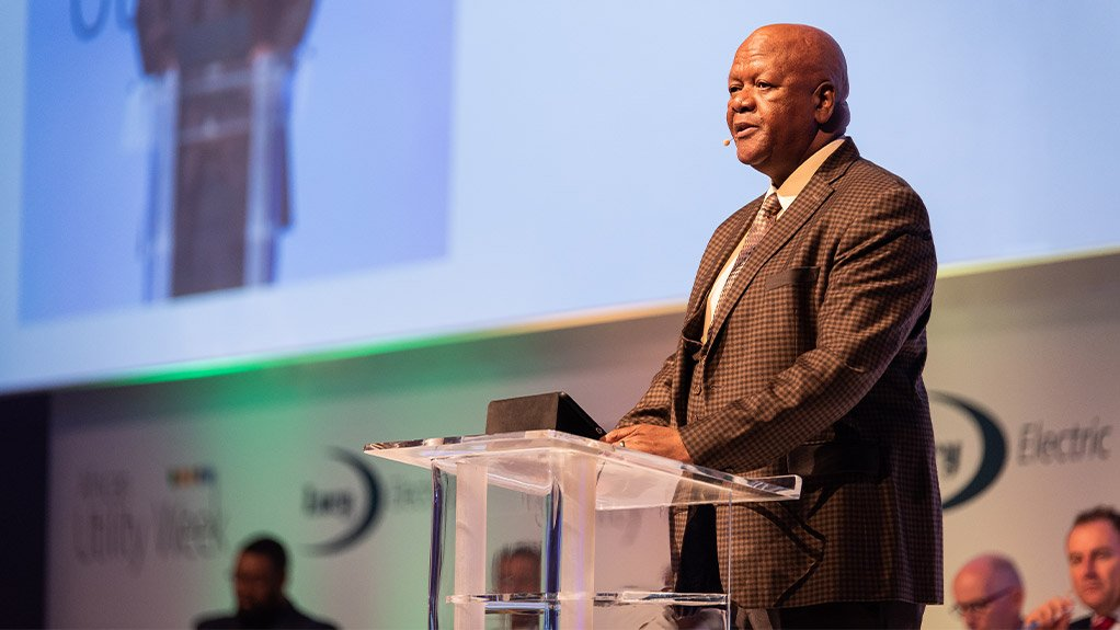 JEFF RADEBE Will provide the Ministerial address at this years AUW