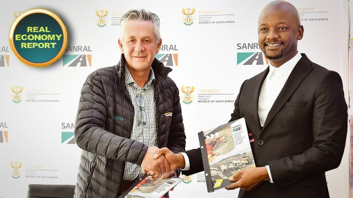 Pilot Crushtec partners with Sanral to help smaller contractors tender for projects