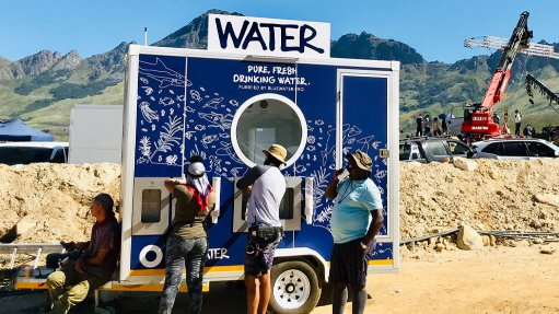 Solutions provide mining with better  water quality